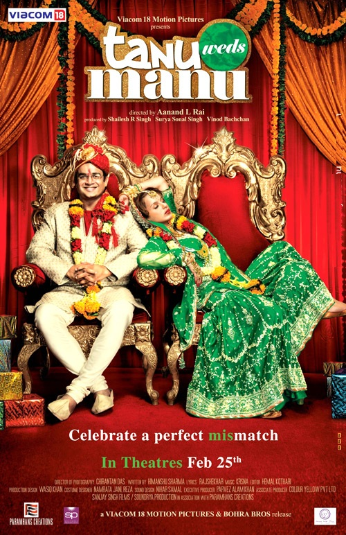 Tanu Weds Manu Poster
