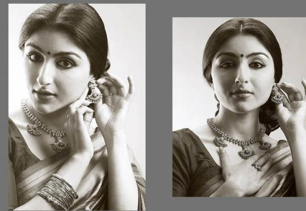 Soha Ali Khan Sexy jewellery photoshoot Pics