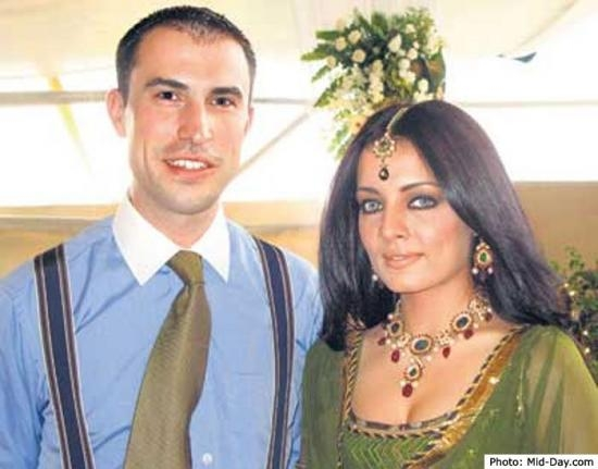 Celina Jaitley Engaged to Dubai-based hotelier Peter Haag