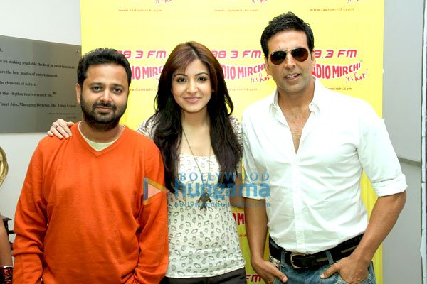 Anushka Sharma unveil music of 'Patiala House'