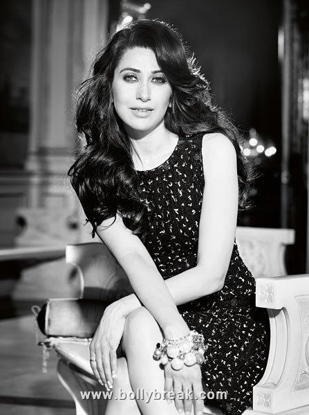 , Karisma Kapoor's Harper's Bazaar January 2011