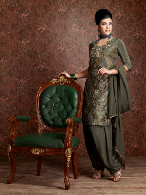 , Jacqueline Fernandez Indian Dresses Photoshoot