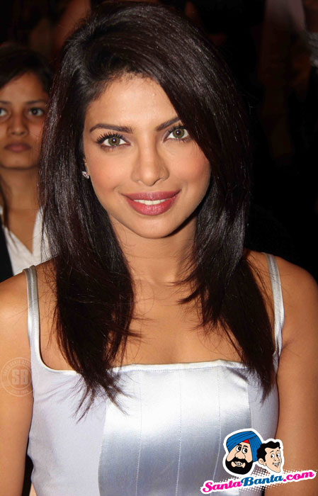 Priyanka Chopra at Filmfare PC