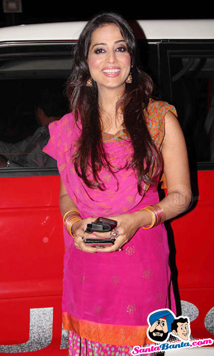 Punjabi Actresses at Lohri Celebrations-2011