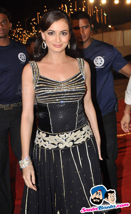 Sexy Dia Mirza at Vemma India Re-Launch