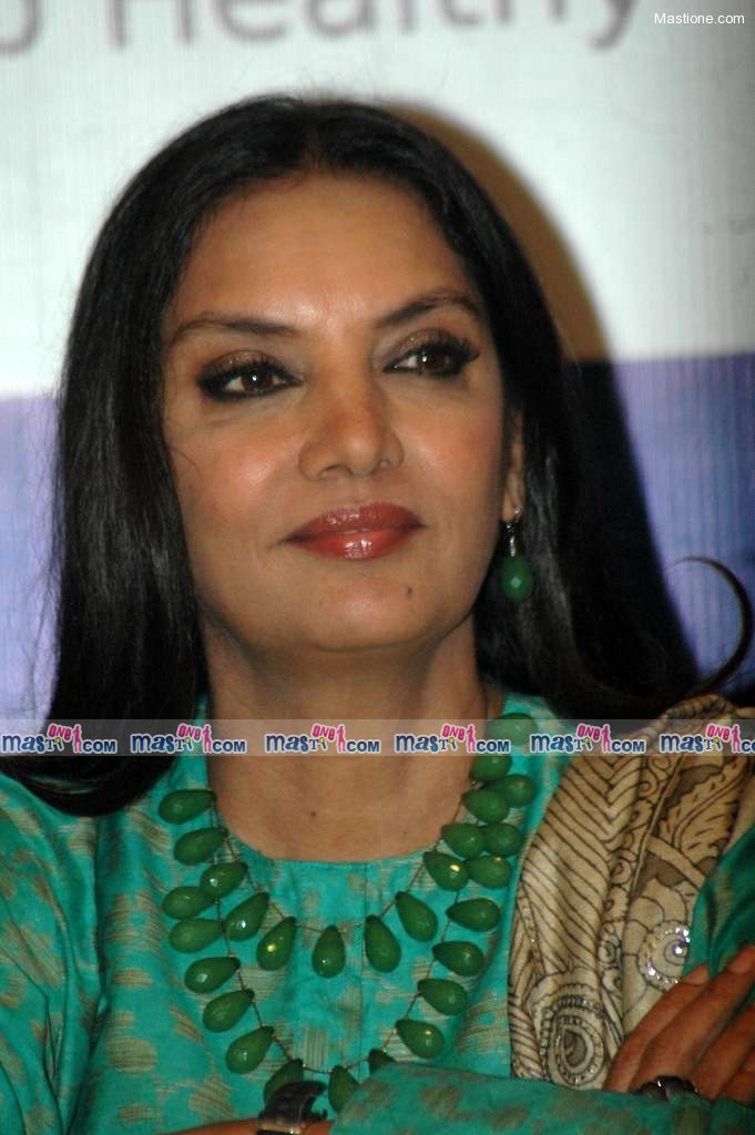  Shabana Azmi at Nasaka water Purifier launch