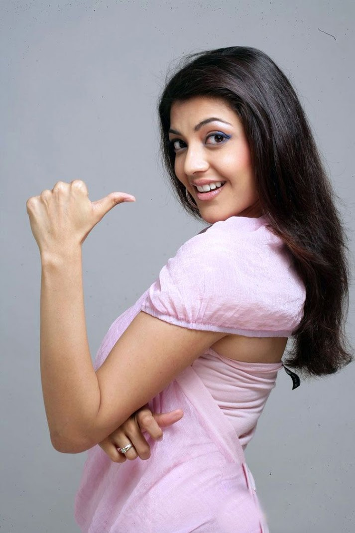 Kajal Agarwal Cute HQ Wallpapers