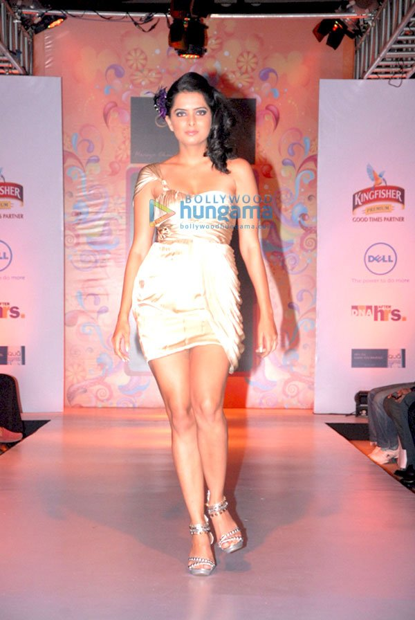 Kulraj Randhawa Ramp Walk at Bangalore Fashion Week