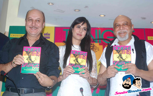 bollybreak_com_pritish-nandy-book-launch-2 - Sexy Katrina Kaif  at Pritish Nandy`s Book Launch