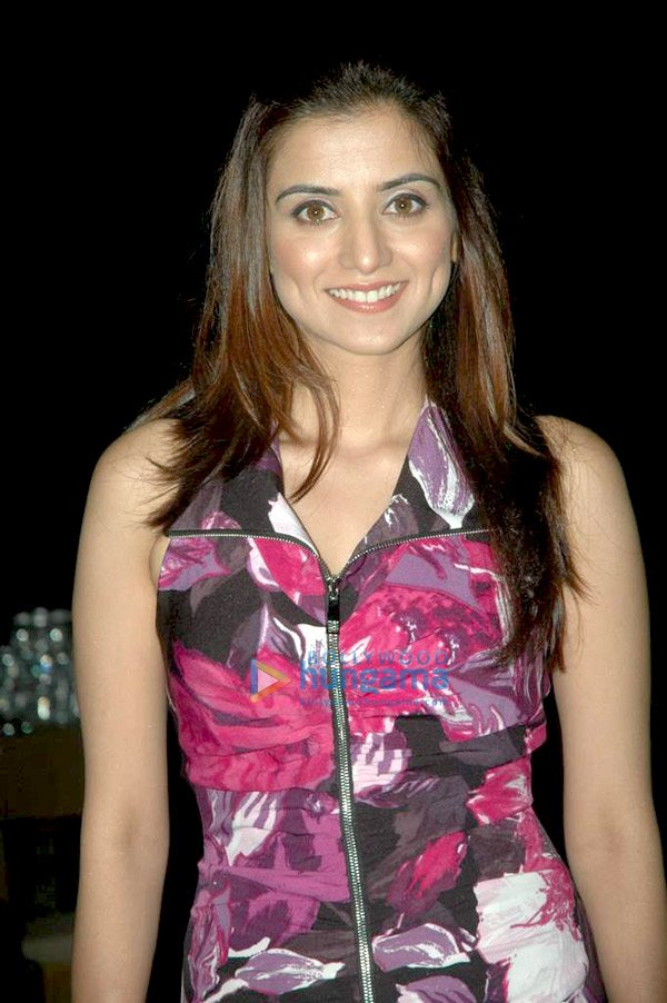  Kulraj Randhawa judges Sunil Rane&#39;s Atharva College Indian Princess