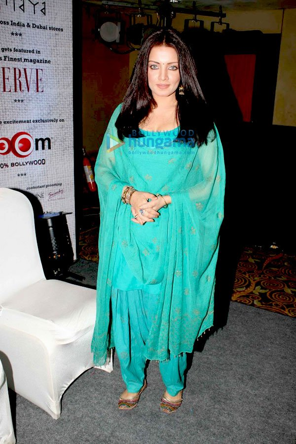 Hot Celina Jaitly at Cotton Council Let's Design regional rounds