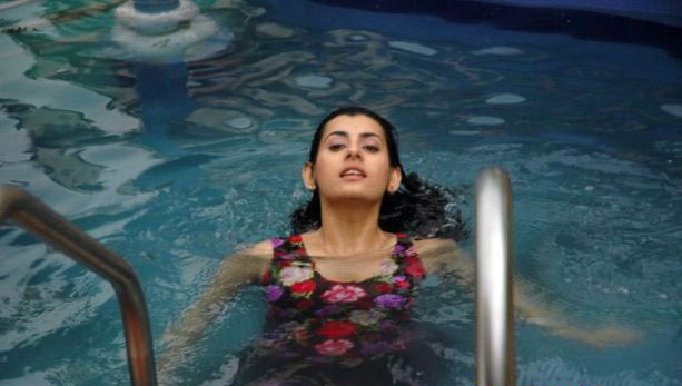 Archana Veda Swimsuit Pics