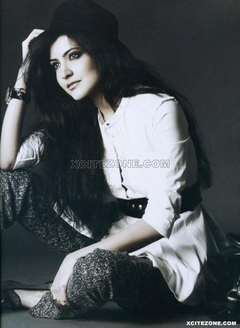 Anushka Sharma - Anushka Sharma Latest Photo Shoot Pics
