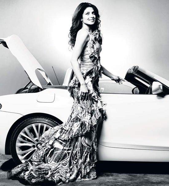 , Priyanka Chopra Harper Bazaar latest Sexy Scans