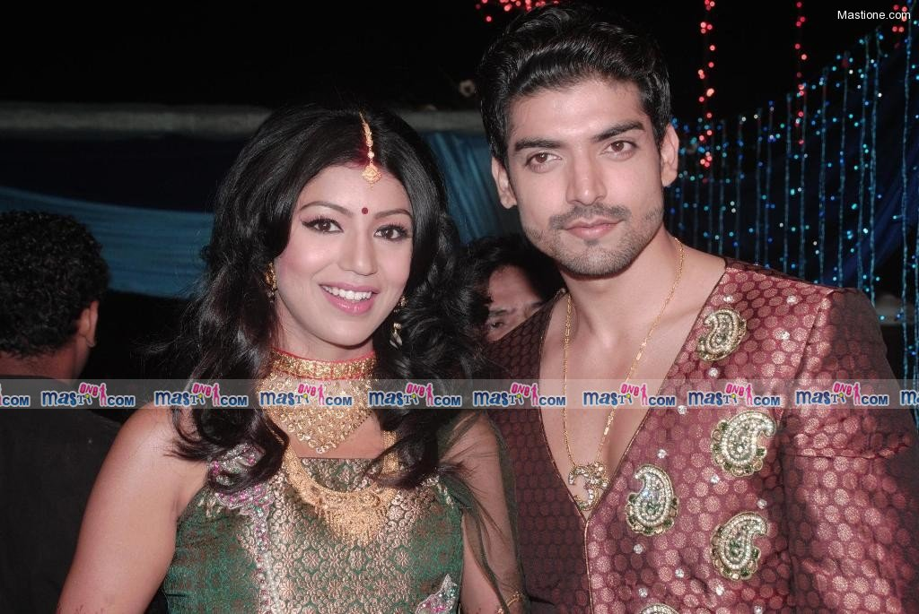 Gurmeet and Debina's wedding reception pictures
