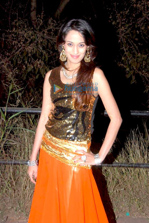 Rageshwari and Shweta Pandit at India Fashion Forum Awards