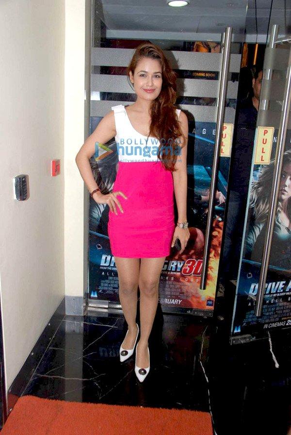 , Govinda, Yuvika Choudhary launch the first look of 'Naughty @ 40'