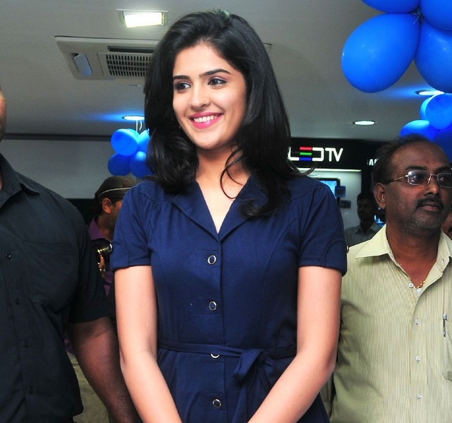 Deeksha Seth Sexy Pics from event