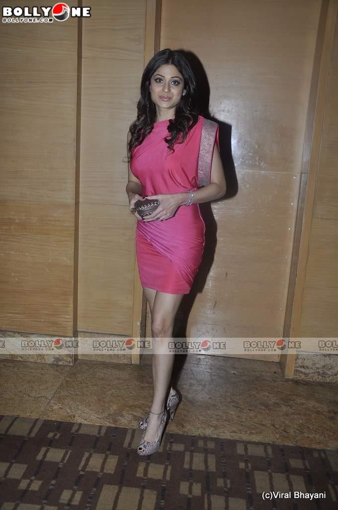, Shamita Shetty at Lakme Fashion Week 2011