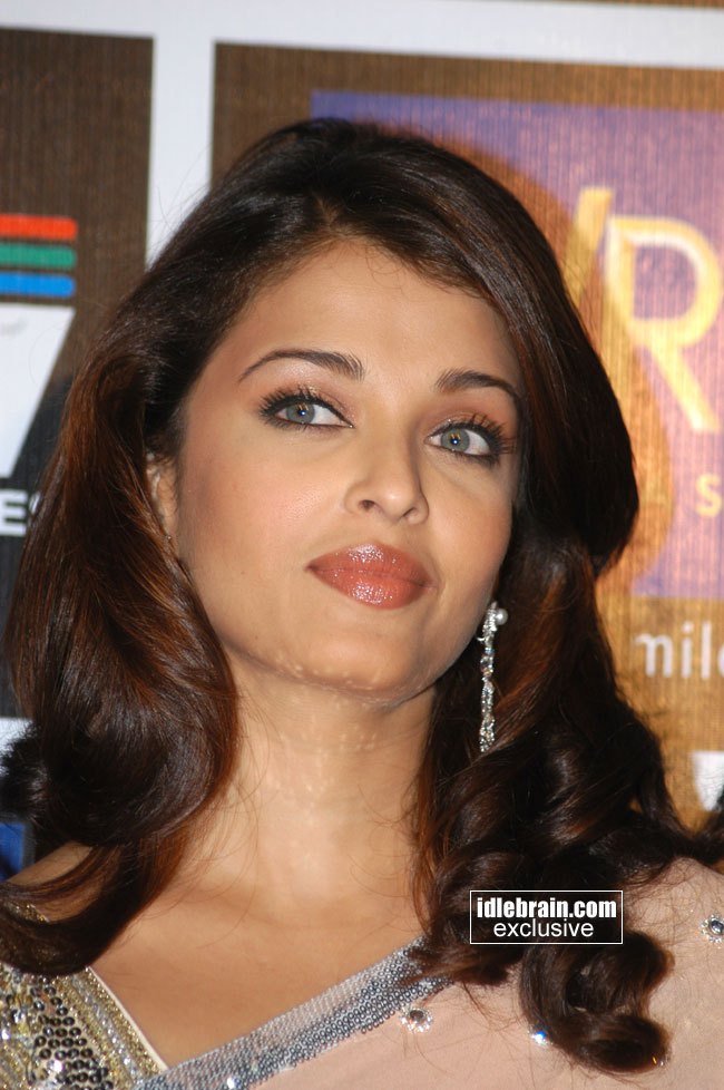 Aishwarya Rai Latest Close up Wallpapers