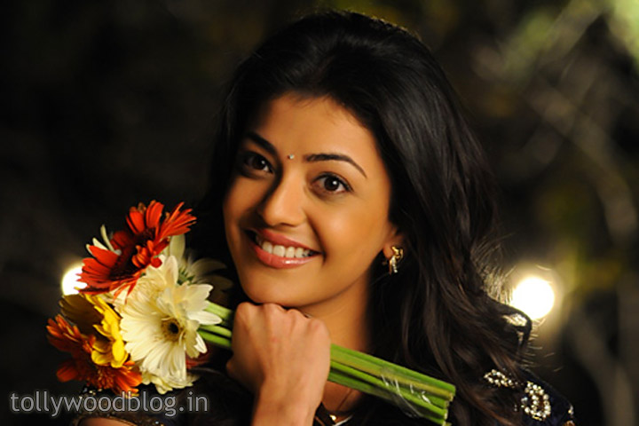 Kajal Agarwal Face Close Up Wallpapers