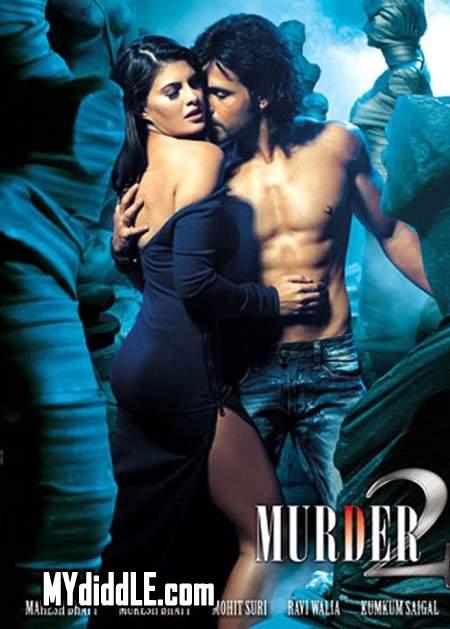 , Jacqueline Fernandez Murder 2 Movie Poster