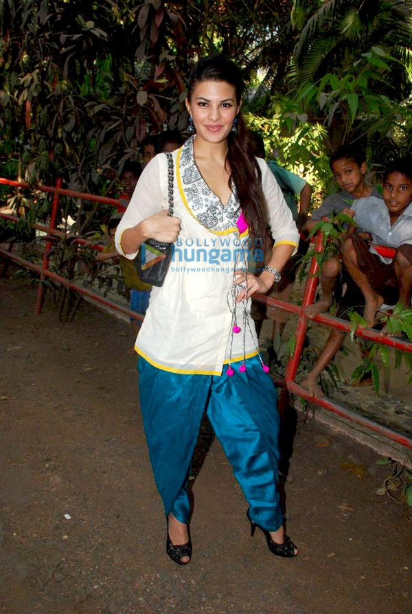 Jacqueline Fernandez at Akanksha Foundation Event