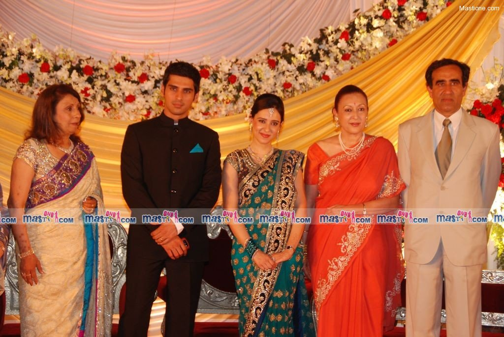 Imran Khan and Sonam grace Sameer Dattani-Ritika wedding Reception