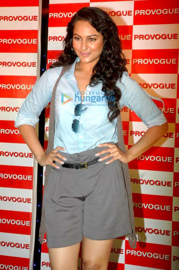 Sonakshi Sinha is Provogue brand ambassador