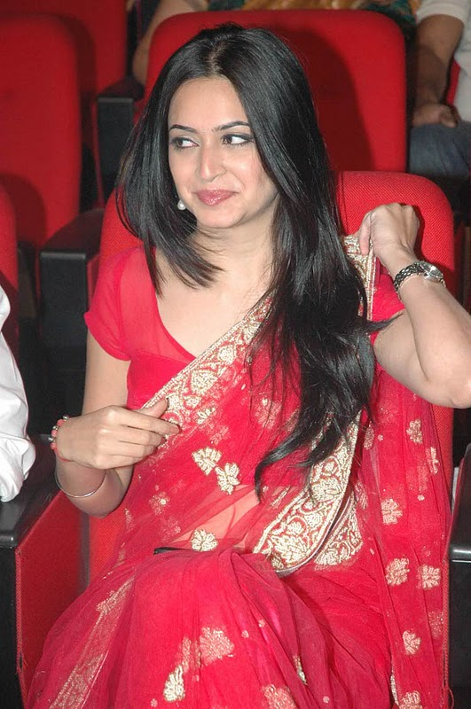 Hot Kruthi Kharbanda at Teen Maar Audio Launch