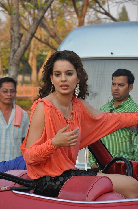 Kangana Ranaut  - Kangana Ranaut Still from Rascals Movie Pics