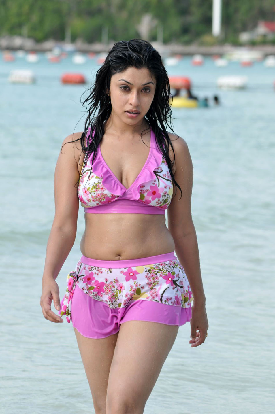 , Payal Ghosh Hot Beach Stills