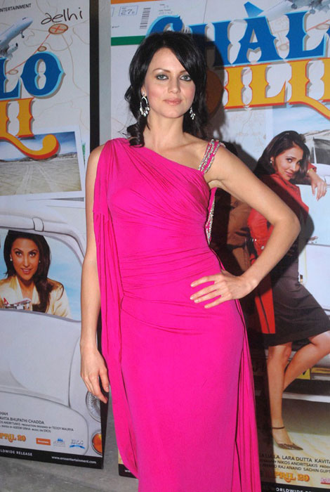 Yana Gupta -  Yana Gupta Latest Stills in Pink Gown