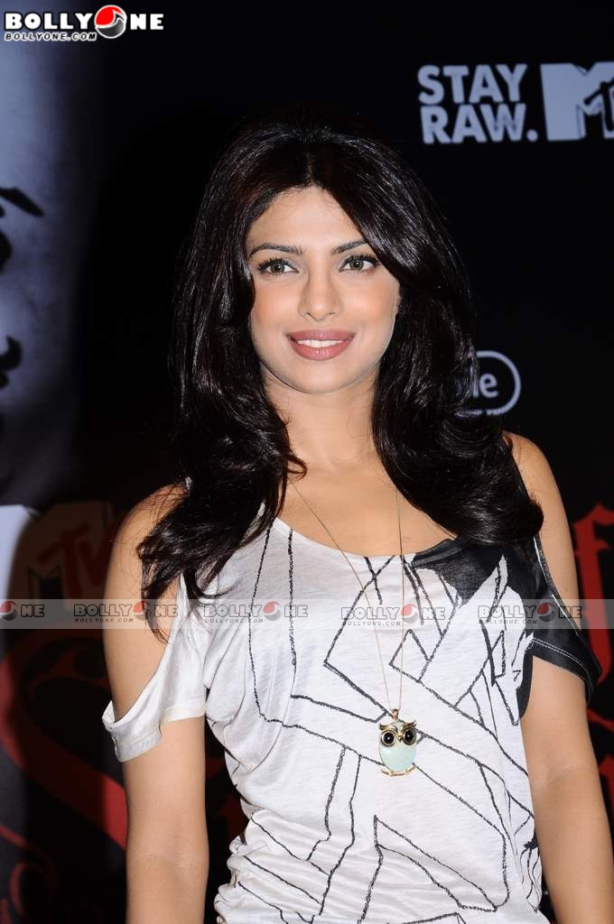 Priyanka Chopra at MTV Youth Marketing Forum