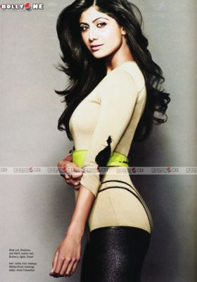  Shilpa Shetty MARIE CLAIRE -  Shilpa Shetty MARIE CLAIRE magazine May 2011 HQ Scans