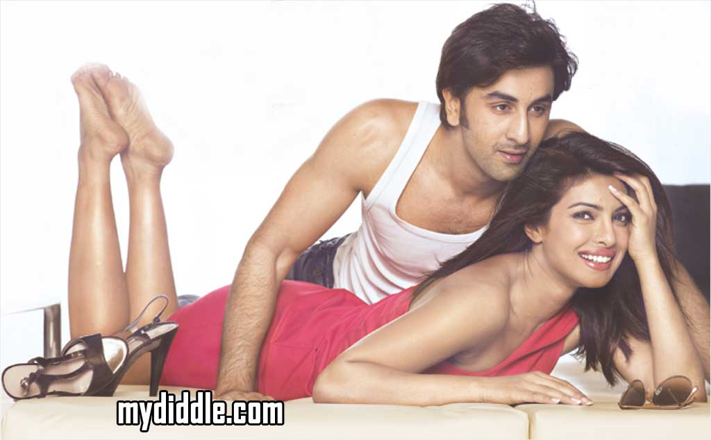 Ranbir Kapoor & Priyanka Chopra Hot Scan together
