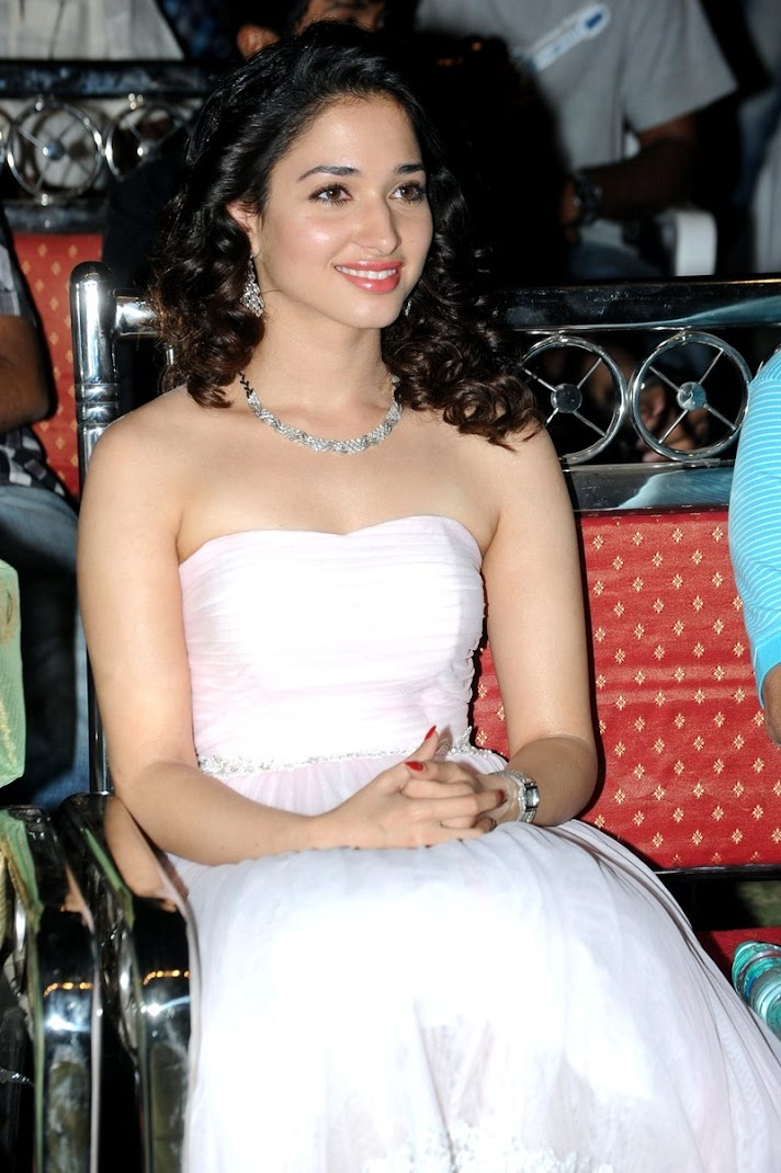 Tamanna Stills From 100% Love Audio Event