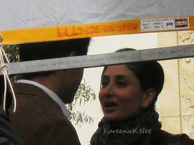  Kareena Kapoor  -  Kareena Kapoor on the sets of &#39;Short Term Shaadi