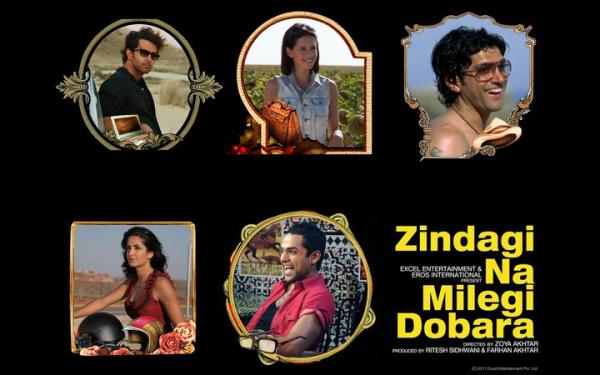 Wallpapers - Zindagi Na Milegi Dobara Stills, Wallpapers