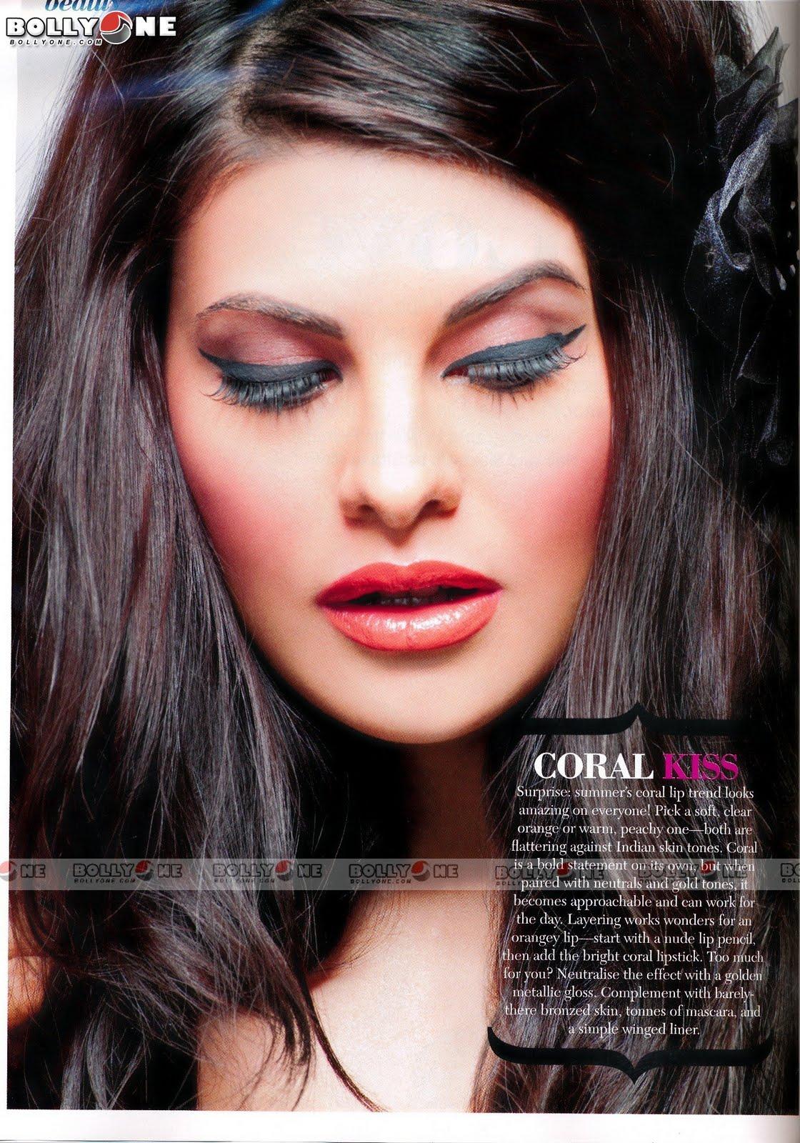 , Jacqueline Fernandez COSMOPOLITAN Magazine May 2011 HQ Pictures