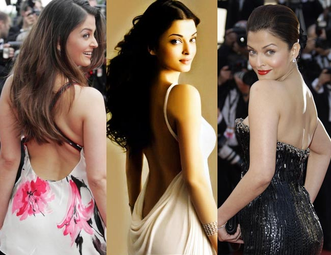 Backless Celebs -  Hot Bollywood Celebs in Backless Dresses