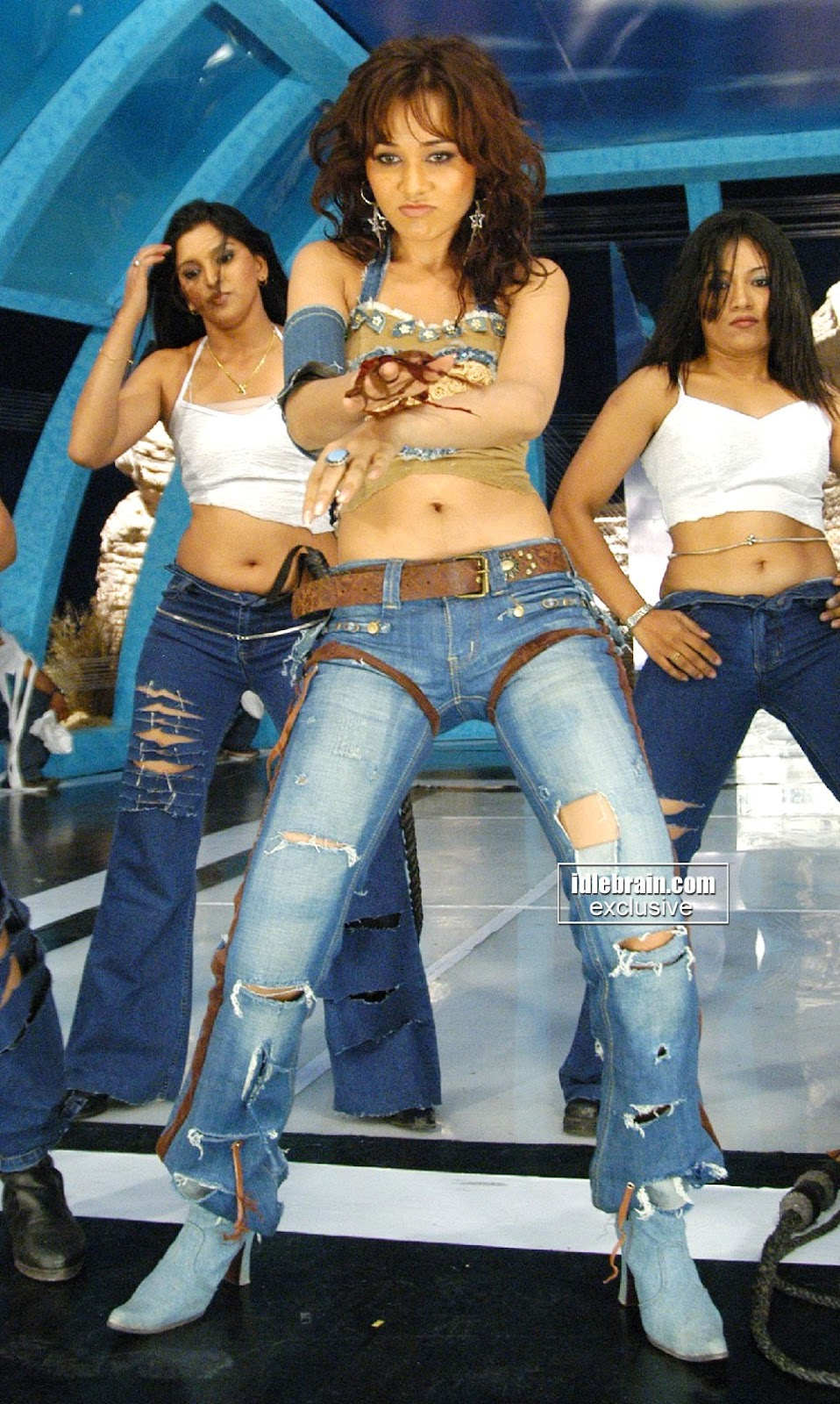 , Nisha Kothari Latest Hot Stills From An Item Number