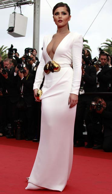 Cannes Red Carpet - Hollywood Babes on Cannes Red Carpet