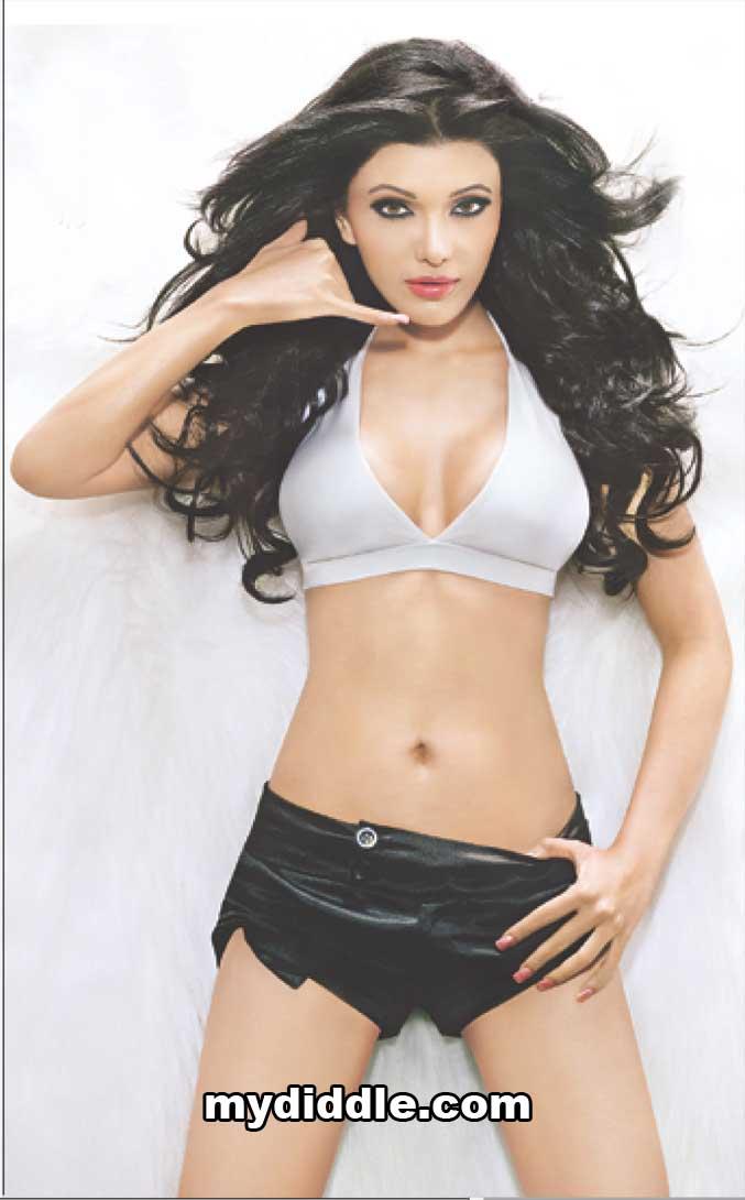 , Koena Mitra In A Sexy Bikini Top
