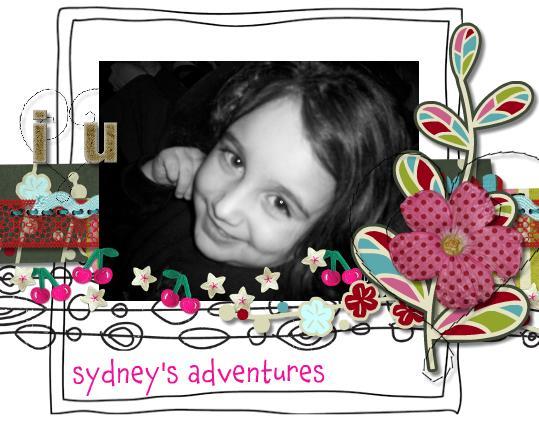 Sydney's Adventures