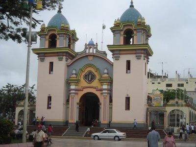 Iglesia San Nicolás de Tolentino