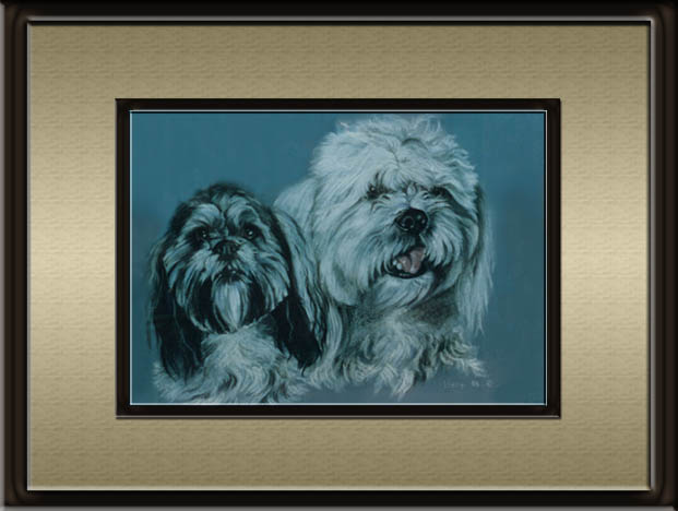 Hank & Hazel  (SOLD)