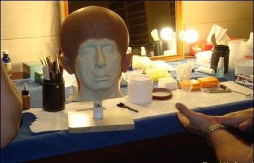 Bagian Prostetik Khusus Untuk Kepala