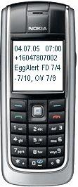 Penyedia Jasa Informasi Masa Subur Lewat SMS