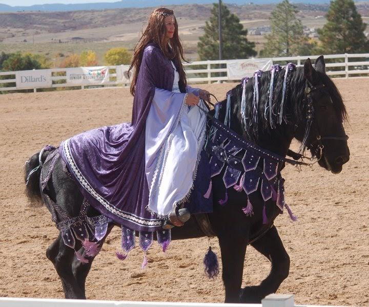 & Braymere Custom Saddlery: Halloween with Horses-Horse Costumes